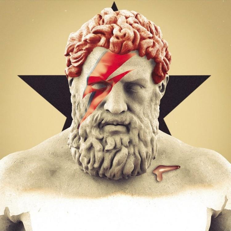 Digital Art Digital Art: Emre Yusufi creates Modern Times Hercules hercules i lobo you 8