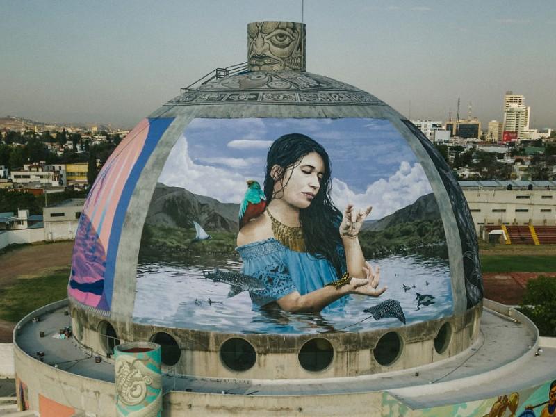 14 Art Murals Around The World , But Which Purpose?