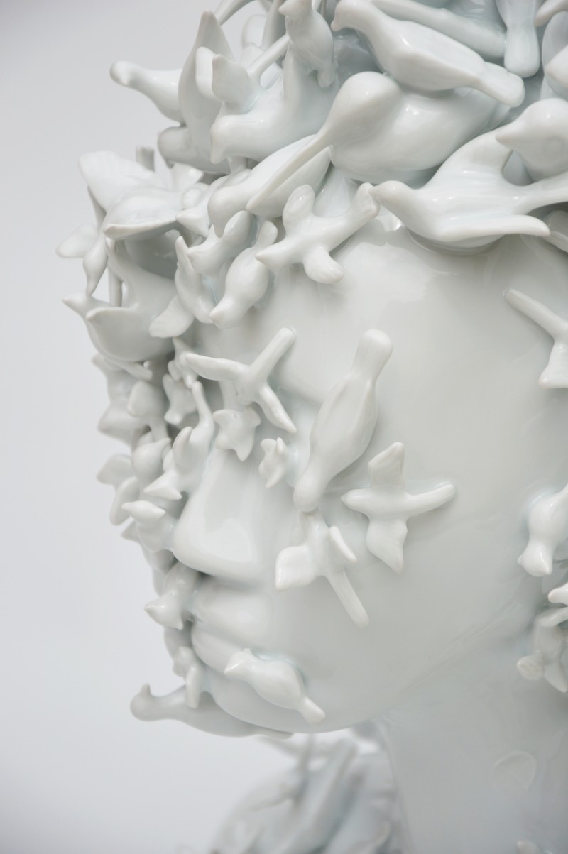 sculpture Merged Sculptures Between Women And Nature By Juliette Clovis Merged Sculptures Between Women And Nature By Juliette Clovis 10