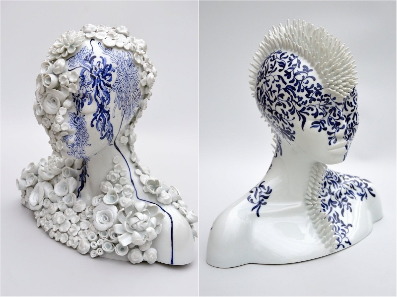 Merged Sculptures Between Women And Nature By Juliette Clovis sculpture Merged Sculptures Between Women And Nature By Juliette Clovis Merged Sculptures Between Women And Nature By Juliette Clovis 9