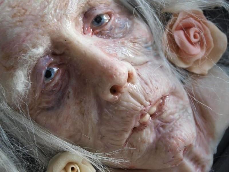 Hyper Realistic Sculptures By Polina Verbystska
