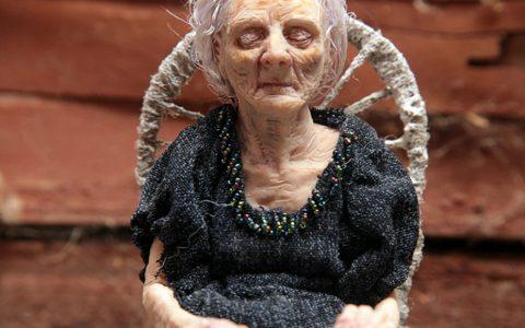hyper realistic sculptures Hyper Realistic Sculptures By Polina Verbystska fffffffffffffffffffff 480x300