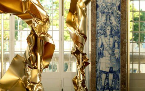 sculptures A Fuga Sculptures By Miguel Rodrigues Exposed In Lisbon fffffffffffffffffffffff 480x300