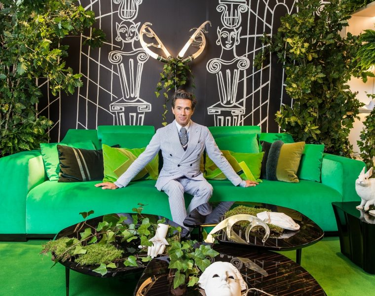 Famous for his Baroque creations, full of fantasy, and surrealism,Vincent Darré isa trendydesigner with some of the best interior design projects we have ever seen.