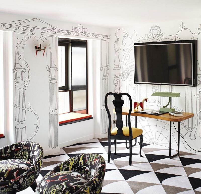 best interior design The best interior design projects by Vincent Darré The best interior design projects by Vincent Darr   I Lobo you 2