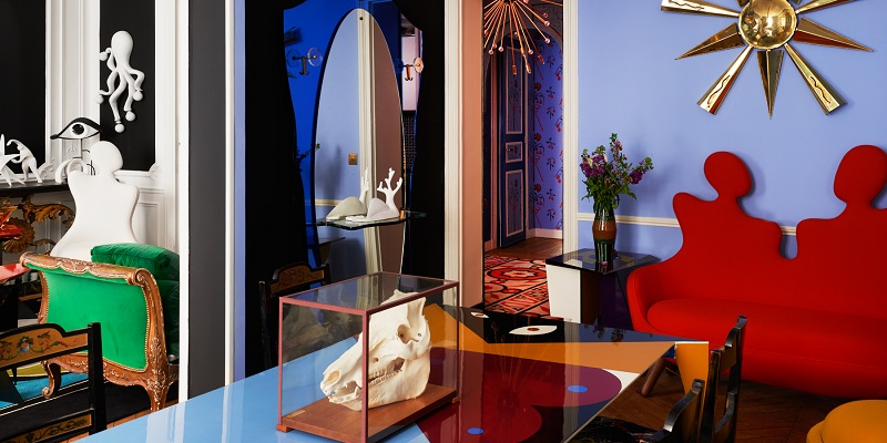 Famous for his Baroque creations, full of fantasy, and surrealism,Vincent Darré isa trendydesigner with some of the best interior design projects we have ever seen. best interior design The best interior design projects by Vincent Darré The best interior design projects by Vincent Darr   I Lobo you 4