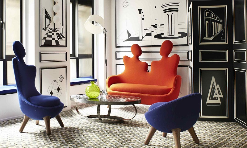 Famous for his Baroque creations, full of fantasy, and surrealism,Vincent Darré isa trendydesigner with some of the best interior design projects we have ever seen. best interior design The best interior design projects by Vincent Darré The best interior design projects by Vincent Darr   I Lobo you5