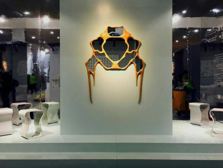 Design China Beijing happened from 20-25 Sep 2018 at National Agricultural ExhibitionCentre. The design show is bringing the best of design to town
