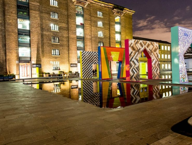 For nine days in September, London provides the stage for thousands of exclusivedesigners and artists at the London Design Festival.