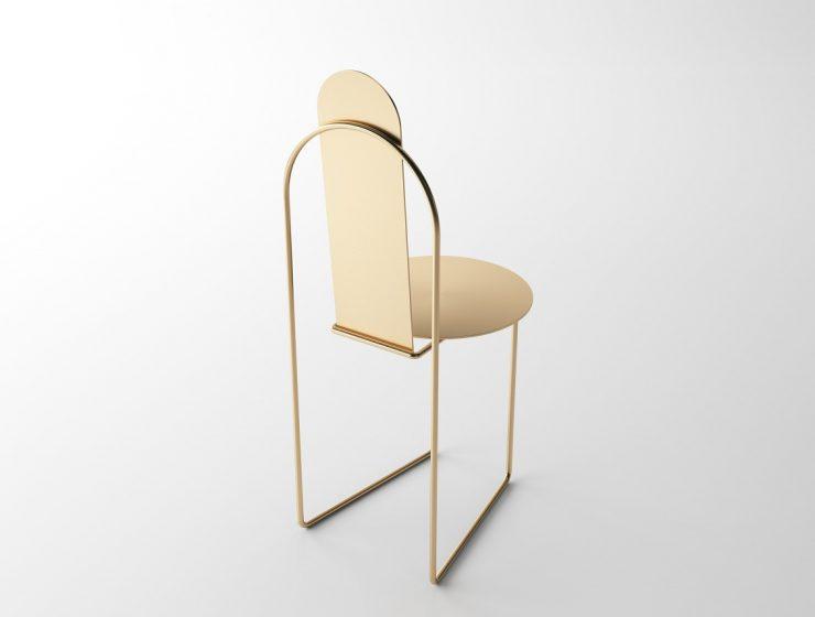 furniture design Minimalistic furniture design by Pedro Paulo Venzon Photo courtesy of dezeen