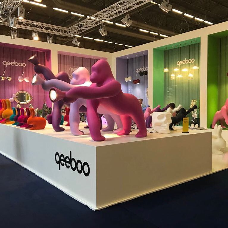 The September edition of Maison et Objet is finished so it's time to see the latest trends and highlights regardingwhat the best design brands were presenting Maison et Objet Hightlights from Maison et Objet September 2018 Qeeboo Hightlights from Maison et Objet September 2018