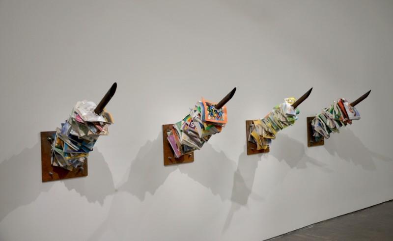 li hongbo The Best of Li HongBo's Contemporary Art A Selfless Act Number