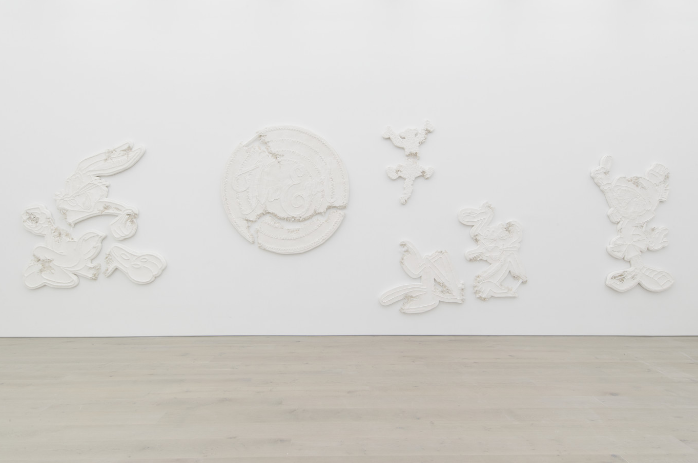 Daniel Arsham will be exhibiting at Perrotin New York until 21 October, an exhibition named 3018. Daniel Arsham Daniel Arsham exhibiting at Perrotin New York Daniel Arsham exhibiting at Perrotin New York I Lobo you 4