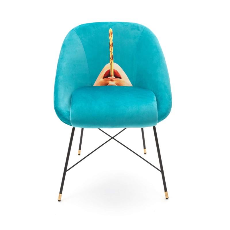 fun furniture Fun Furniture Pieces by Maurizio Cattelan's TOILETPAPER Magazine Chair Drill