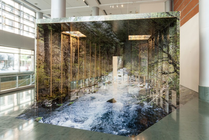 Chris Engman's Amazing Art optical illusion Chris Engman's Amazing Optical Illusion Art Chris Engman   s Amazing Art