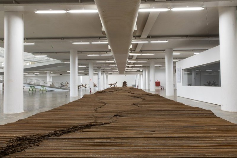 Ai Weiwei Stages the Largest Exhibition Ever ai weiwei Ai Weiwei Stages the Largest Exhibition Ever Weiwei Stages the Largest Exhibition Ever 4