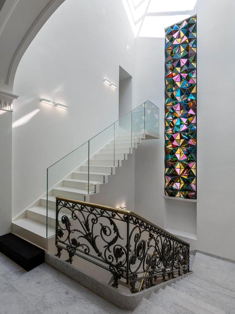 olafur eliasson Olafur Eliasson's Stunning Glass Art Pieces la congiuntura del tempo