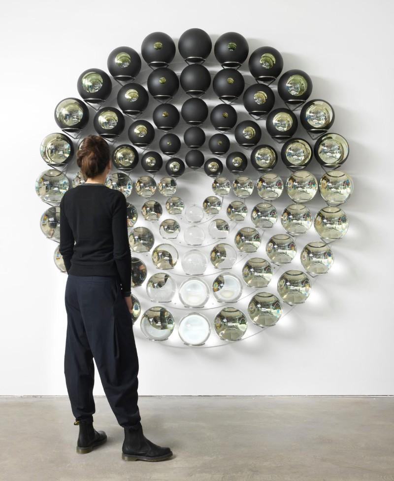 olafur eliasson Olafur Eliasson's Stunning Glass Art Pieces visual mediation