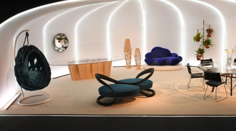 Highlights: Unraveling the Collectible Gems from Design Miami 2018 design miami Highlights: Unraveling the Collectible Gems from Design Miami 2018 Highlights Unraveling the Collectible Gems 2 1