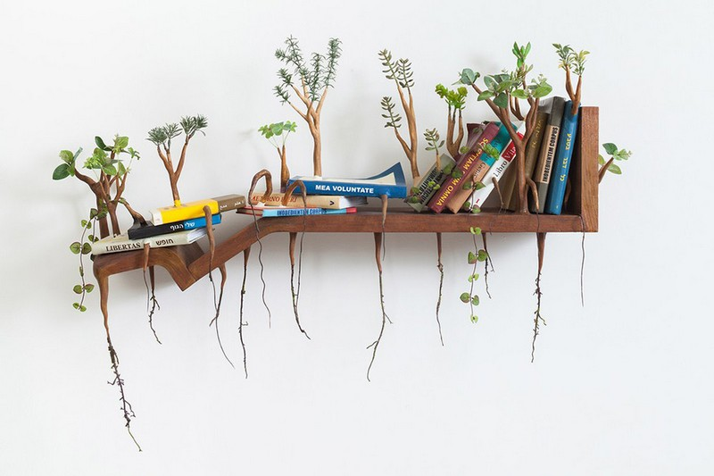 Furniture Art with Growing Wooden Limbs by Camille Kachani Furniture Art Furniture Art with Growing Wooden Limbs by Camille Kachani Furniture Art with Growing Wooden Limbs by Camille Kachani1