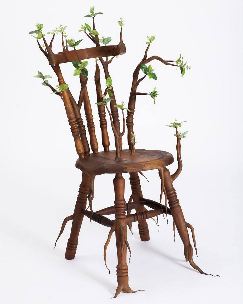Furniture with Growing Wooden Limbs by Camille Kachani Furniture Art Furniture Art with Growing Wooden Limbs by Camille Kachani Furniture Art with Growing Wooden Limbs by Camille Kachani10