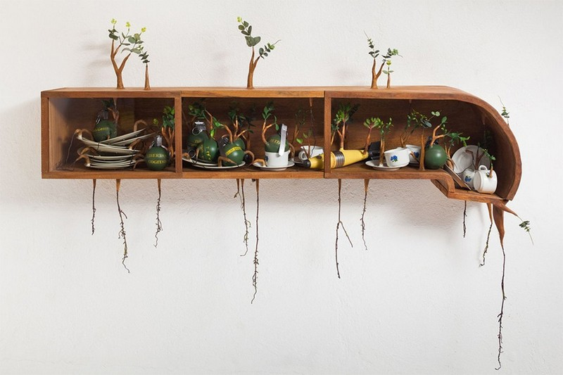 Furniture with Growing Wooden Limbs by Camille Kachani Furniture Art Furniture Art with Growing Wooden Limbs by Camille Kachani Furniture Art with Growing Wooden Limbs by Camille Kachani4