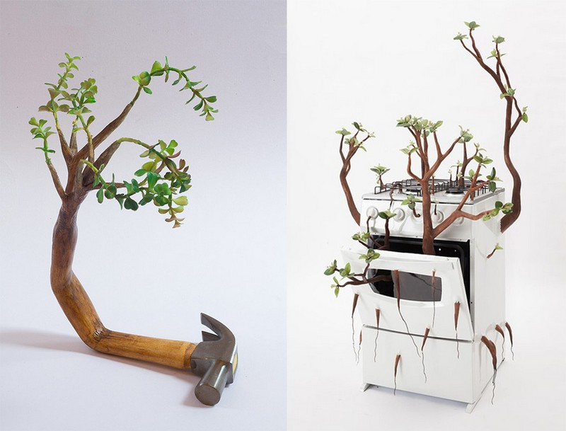 Furniture with Growing Wooden Limbs by Camille Kachani Furniture Art Furniture Art with Growing Wooden Limbs by Camille Kachani Furniture Art with Growing Wooden Limbs by Camille Kachani5