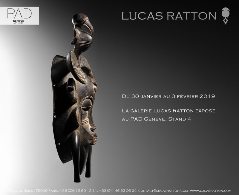 La Galerie Lucas Ratton's Primitive Art at PAD Gèneve 2019 primitive art La Galerie Lucas Ratton's Primitive Art at PAD Gèneve 2019 Galerie Lucas Ratton 7 1