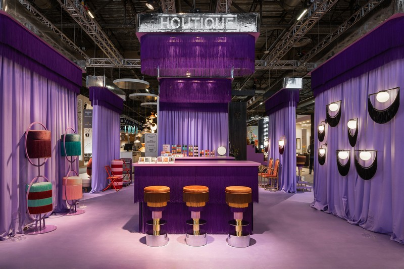 The Sexiest Stand at Maison et Objet masquespacio The Sexiest Stand at Maison et Objet – Designed by Masquespacio Houtique MaisonObjet 20191