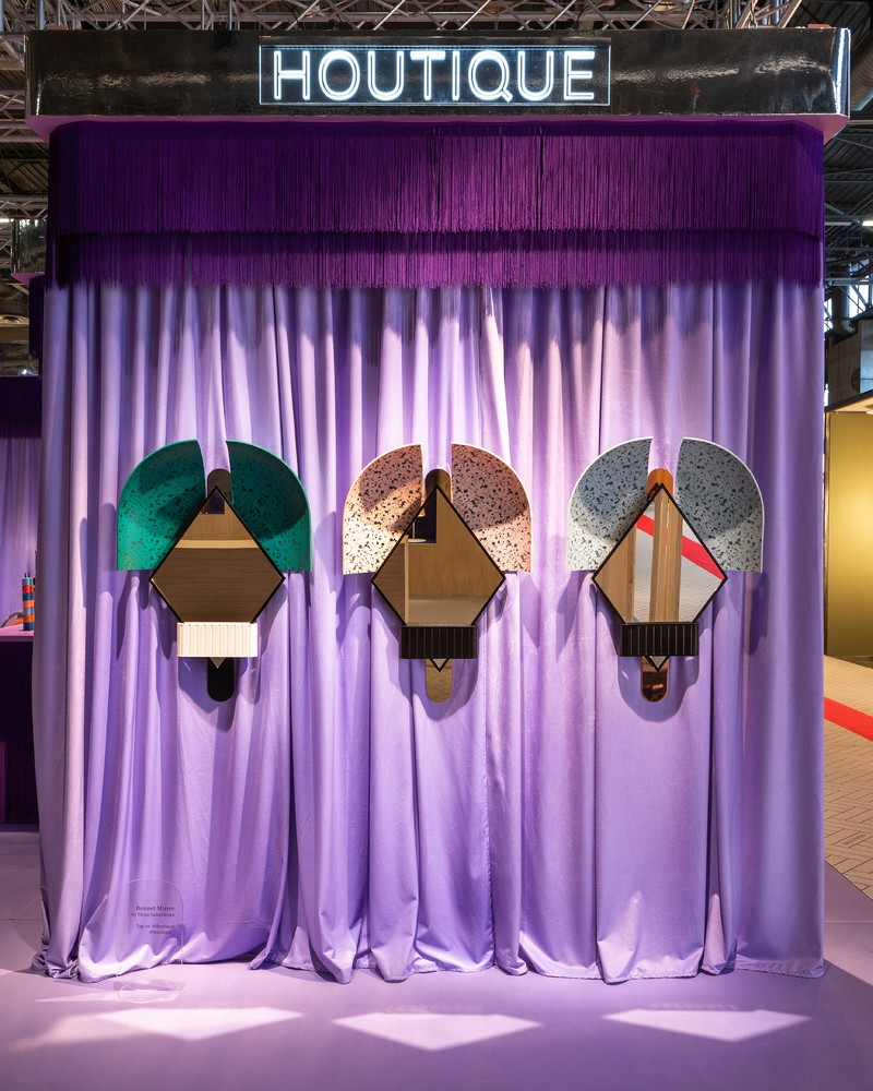 The Sexiest Stand at Maison et Objet masquespacio The Sexiest Stand at Maison et Objet – Designed by Masquespacio Houtique MaisonObjet 20192