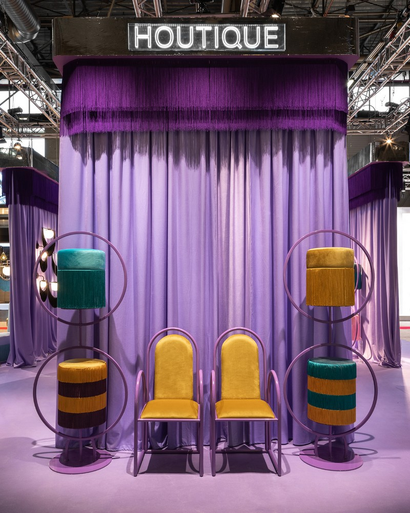 The Sexiest Stand at Maison et Objet masquespacio The Sexiest Stand at Maison et Objet – Designed by Masquespacio Houtique MaisonObjet 20194