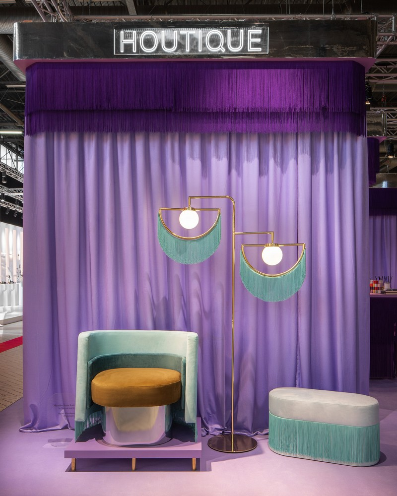 The Sexiest Stand at Maison et Objet - Designed by Masquespacio masquespacio The Sexiest Stand at Maison et Objet – Designed by Masquespacio Houtique MaisonObjet 20195