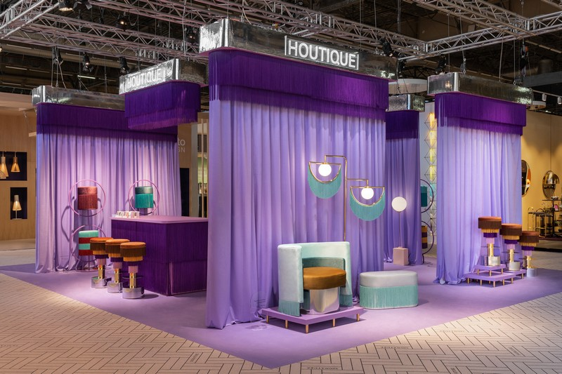 The Sexiest Stand at Maison et Objet masquespacio The Sexiest Stand at Maison et Objet – Designed by Masquespacio Houtique MaisonObjet 20196