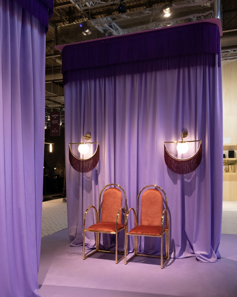 The Sexiest Stand at Maison et Objet - Designed by Masquespacio masquespacio The Sexiest Stand at Maison et Objet – Designed by Masquespacio Houtique MaisonObjet 20198