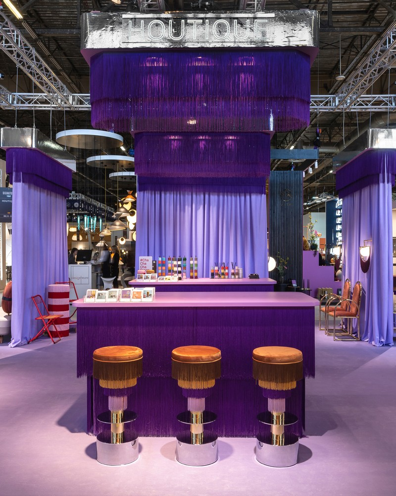 The Sexiest Stand at Maison et Objet masquespacio The Sexiest Stand at Maison et Objet – Designed by Masquespacio Houtique MaisonObjet 20199