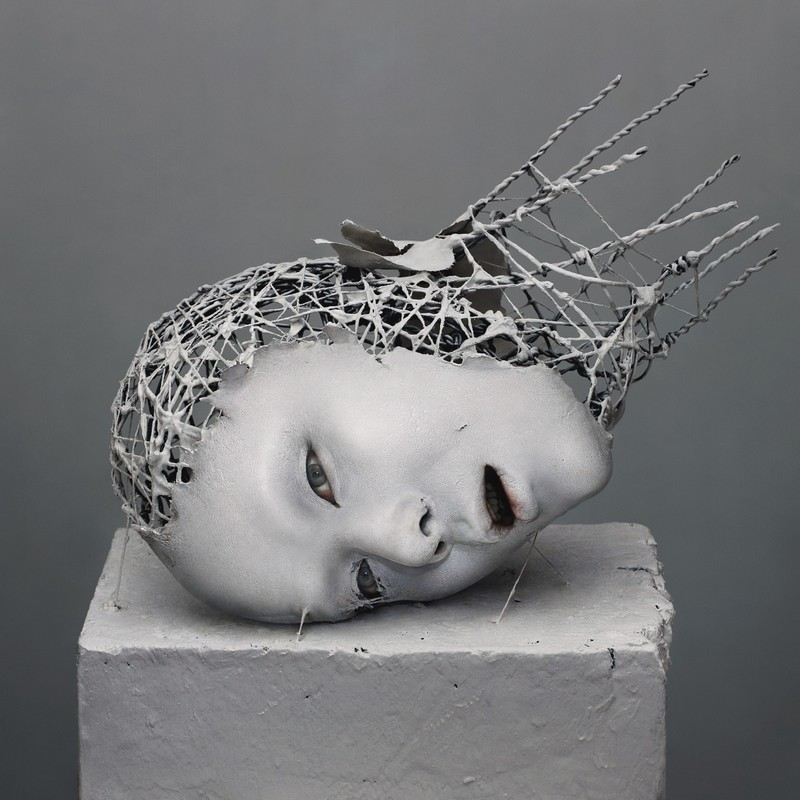 Incredibly Realistic Human-Like Sculptures Wire Sculptures Incredibly Realistic Human-Like Wire Sculptures Incredibly Realistic Human Like Sculptures2