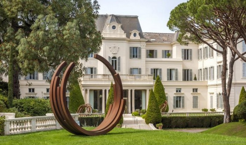 Meet One of The Greatest French Living Artists Bernar Venet Meet One of The Greatest French Living Artists – Bernar Venet Meet One of The Greatest French Living Artists9