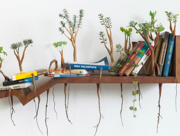 Furniture Art Furniture Art with Growing Wooden Limbs by Camille Kachani feature 18 740x560