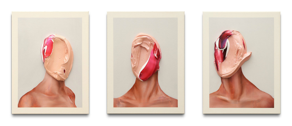 Is It You? A Faceless Collection of Modern Art
