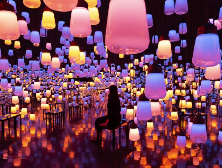 teamlab TeamLab's Shining Bright with Its New Art Exhibition feature 740x560
