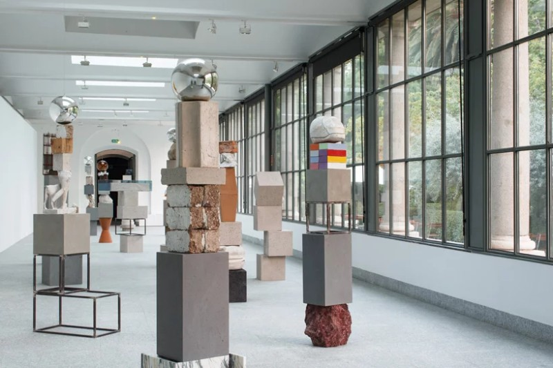 Davila's New Exhibition Traces The History of Sculpture Art Jose Davila Jose Davila's New Exhibition Traces The History of Sculpture Art Davila   s New Exhibition Traces The History of Sculpture Art 10