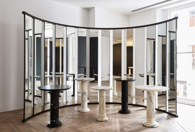 Karl Lagerfeld's Newest Collection - Architectures karl lagerfeld Karl Lagerfeld's Latest Collection – Architectures Lagerfeld   s Newest Collection Architectures 4 1