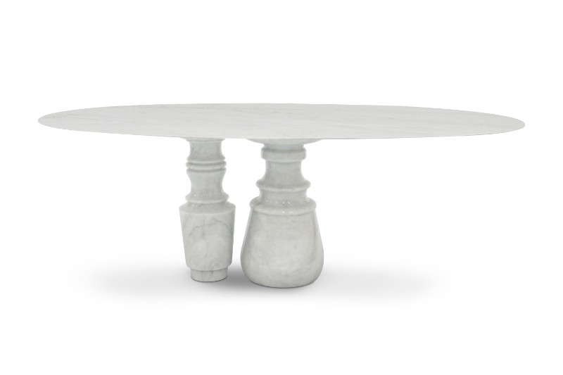 Pietra Tables: Marble-ous Modern Creations modern design Pietra Tables: Modern Design Creations by Boca do Lobo Pietra Tables Marble ous Modern Creations 2