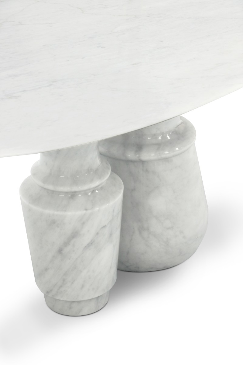 Pietra Tables: Marble-ous Modern Design Creations modern design Pietra Tables: Modern Design Creations by Boca do Lobo Pietra Tables Marble ous Modern Creations 3