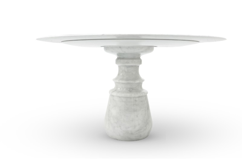 Pietra Tables: Marble-ous Modern Creations modern design Pietra Tables: Modern Design Creations by Boca do Lobo Pietra Tables Marble ous Modern Creations 5