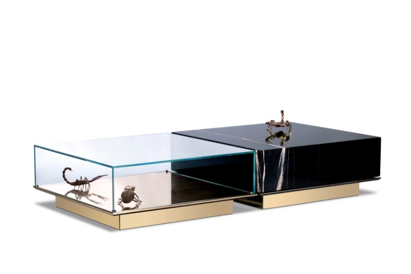 Pietra Tables: Marble-ous Modern Creations modern design Pietra Tables: Modern Design Creations by Boca do Lobo Pietra Tables Marble ous Modern Creations 7