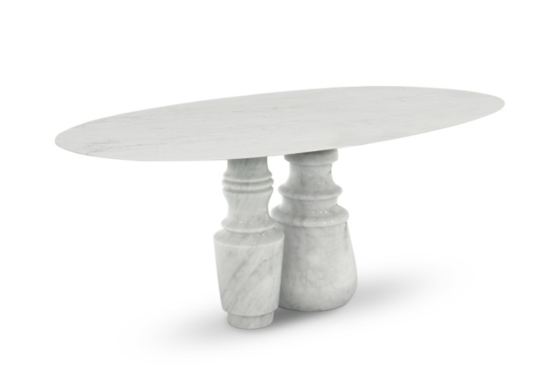 Pietra Tables: Marble-ous Modern Design Creations modern design Pietra Tables: Modern Design Creations by Boca do Lobo Pietra Tables Marble ous Modern Creations