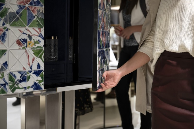 Pixel Cabinet - A Lyrical Partnership german design award German Design Award 2020 Winner – Once Upon A Time Cabinet Pixel Cabinet A Lyrical Partnership 7