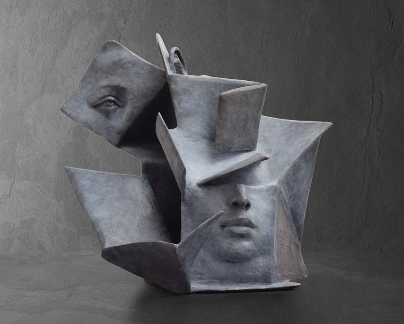 Stunning Bronze Sculptures by Paola Grizi Book Sculptures Stunning Bronze Book Sculptures by Paola Grizi Stunning Bronze Sculptures by Paola Grizi 4