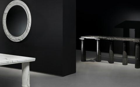 karl lagerfeld Karl Lagerfeld's Latest Collection – Architectures feature 8 480x300